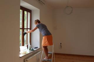 Neuer Fensterglanz