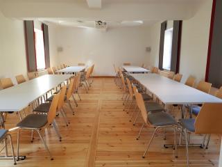 Gewinn an Raum und Sitzplätzen