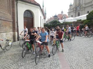 Geführte Fahrradtour durch München